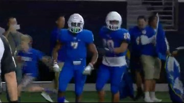 Is Frisco Back?  Frisco High's 5-0 start has everyone in town answering the same way