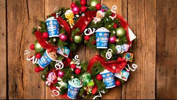 Santa's Helpers Wreath Auction