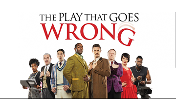 Win 2 tickets to The Play That Goes Wrong