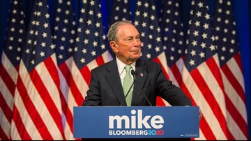 Unemployment is low, but economy isn't working for everyone, Bloomberg says ahead of Texas visit