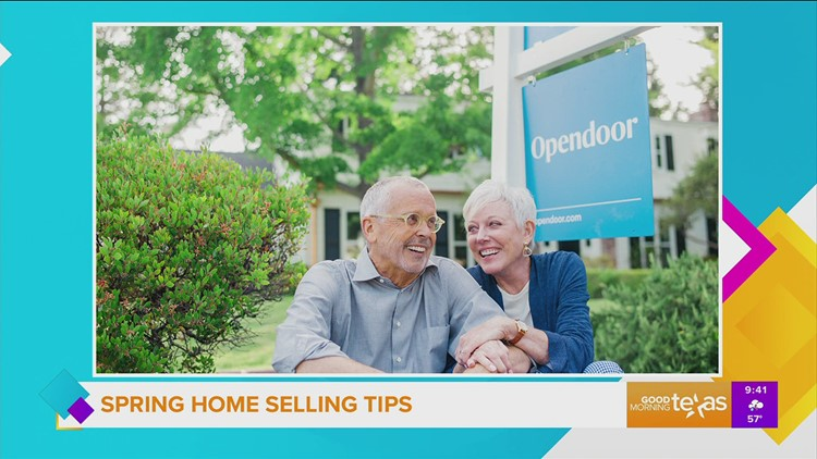 Spring Home Selling Tips with Opendoor