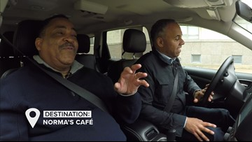 Short Cuts with John McCaa and Chris Lawrence - Norma's Cafe