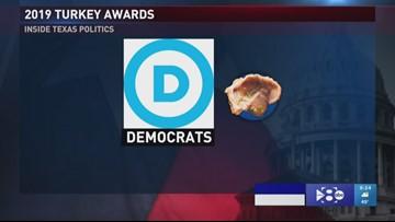 Inside Texas Politics: Democrats get the gizzard