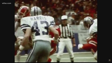 Former Dallas Cowboys safety Cliff Harris to join Pro Football Hall of Fame, teammate Drew Pearson snubbed