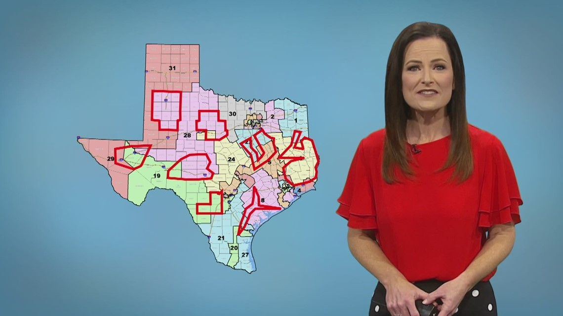 Session Lessons: Redistricting Texas