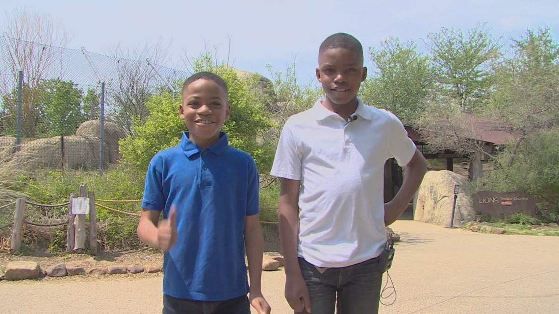 Wednesday's Child: Brothers Derrick and Draylon appreciate every moment together