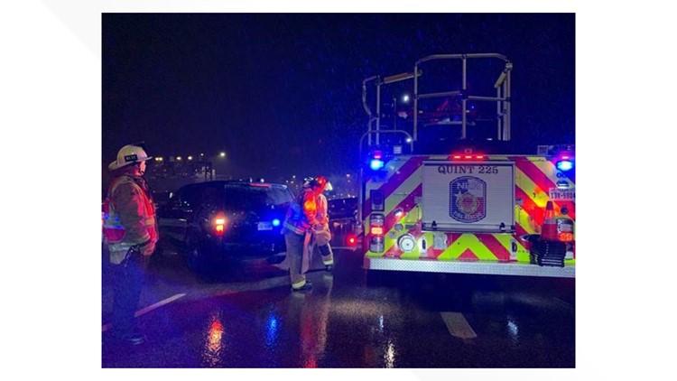 North Richland Hills crash