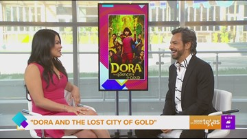 """Dora and the Lost City of Gold"" Actor Eugenio Derbez"