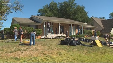 Local nonprofit helps revitalize homes for Texas veterans