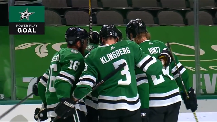 Stars power play off to historic start