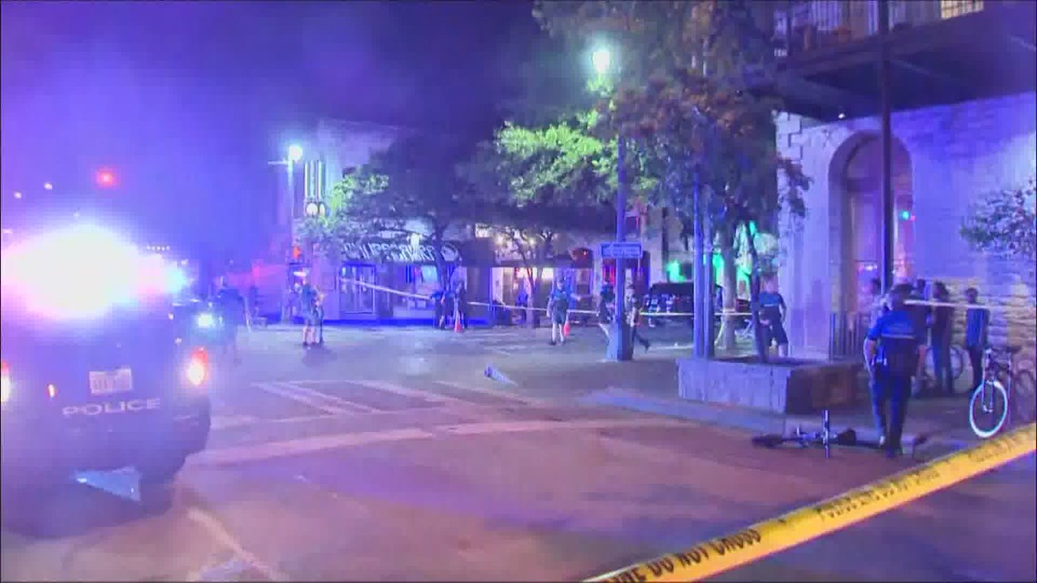 13 people injured in downtown Austin shooting, police still looking for suspect