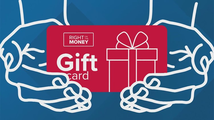 Did you accidentally give your gift to state lawmakers? Texas is sitting on $27 million in unclaimed gift card balances