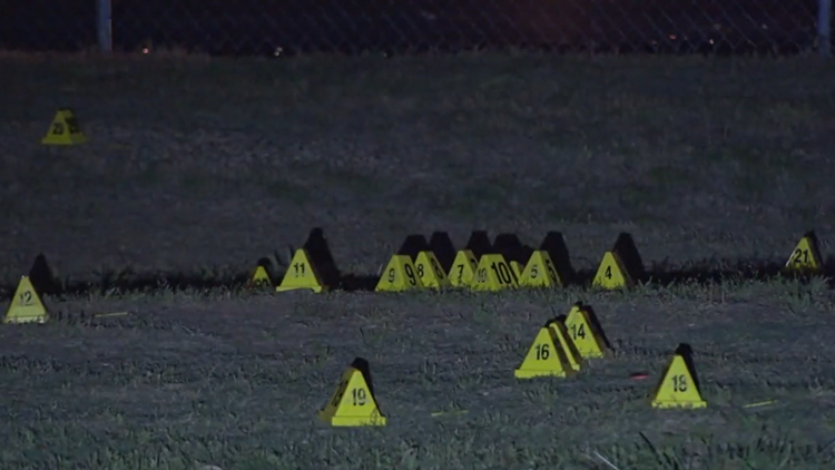 18-year-old man killed, 2 others hurt in shooting at Dallas park, police say