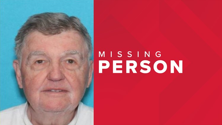 Search underway for missing 81-year-old man