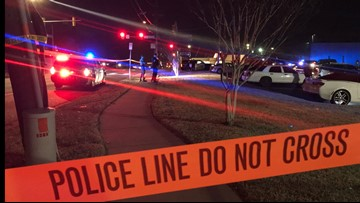 2 men fatally shot outside Fort Worth Home Depot were robbing someone, police say