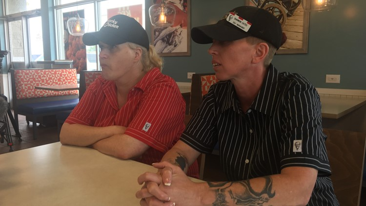 KFC Employees Help Rescue Kidnapped Fort Worth Girl