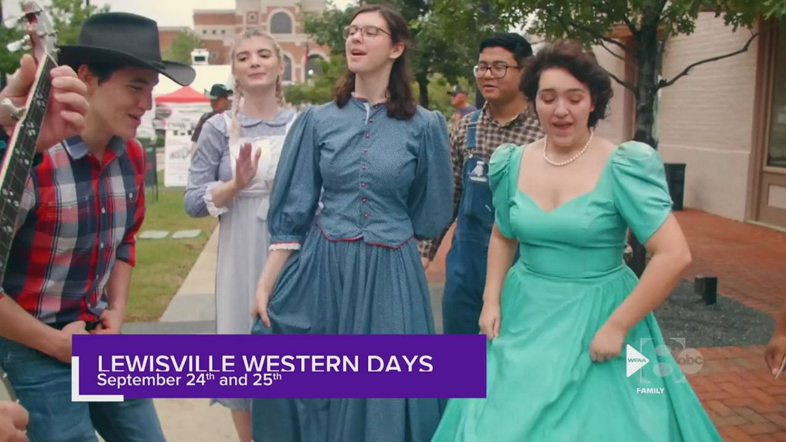 Lewisville Western Days: Live entertainment, kid activities, stage performances, more