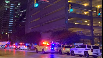 Deputy dies after found injured inside car in downtown Fort Worth