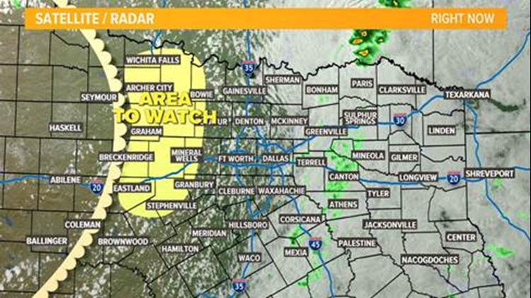 DFW weather update: So, what just happened? | wfaa com
