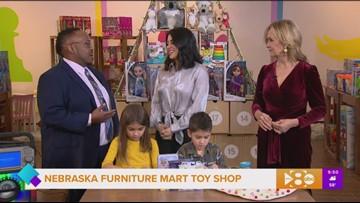 Nebraska Furniture Mart Toy Shop