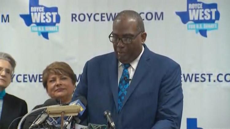 State Sen. Royce West enters Democratic primary to challenge John Cornyn