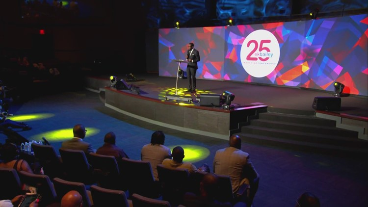 Preachers gather at conference in Dallas to discuss Jesus, social justice