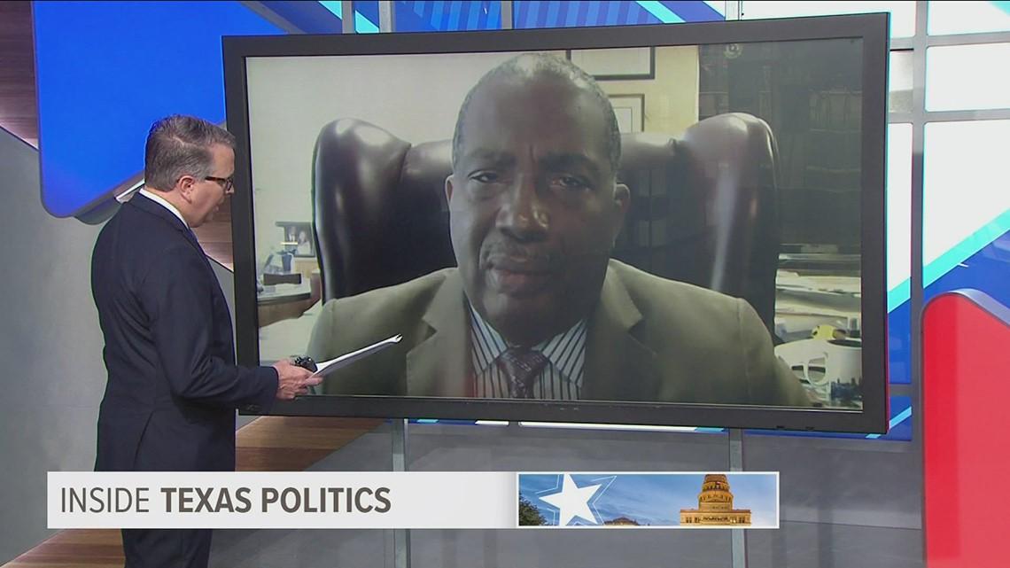 Texas Sen. Royce West doesn't see George Floyd Act passing Texas Legislature