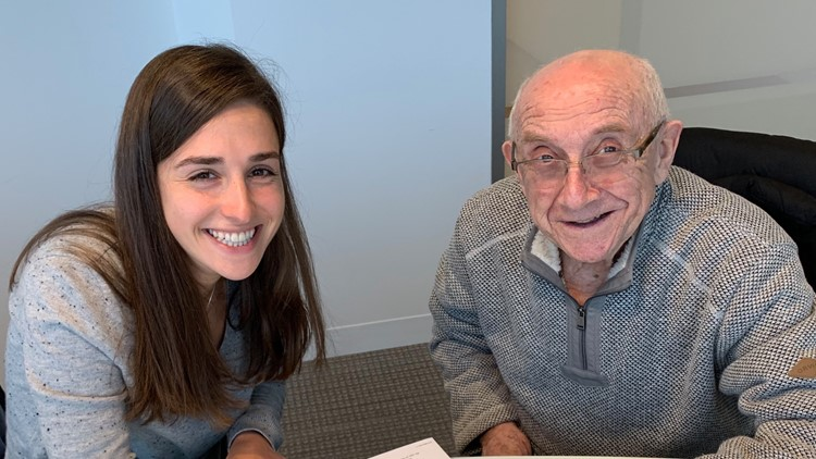 How a Holocaust survivor, now Dallas resident came to trust a new college grad to write his life story