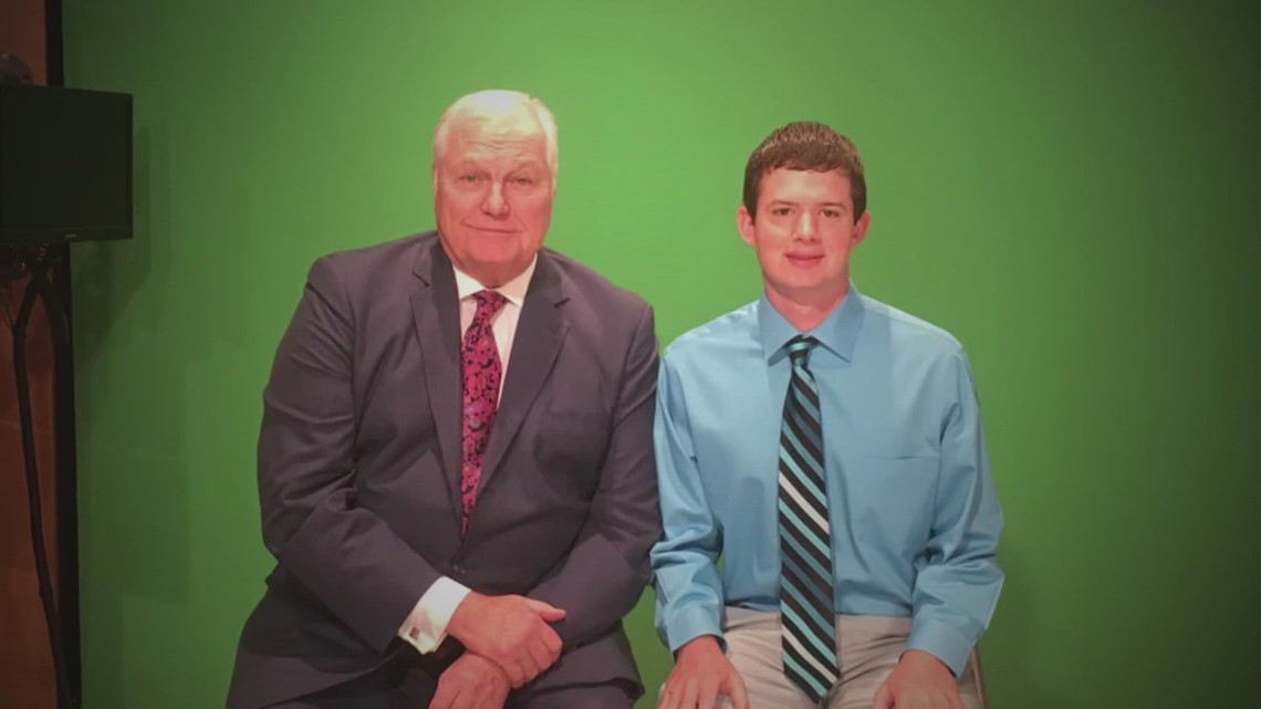 Former students featured on Dale Hansen's 'Scholar Athlete of the Week' reflect on experience