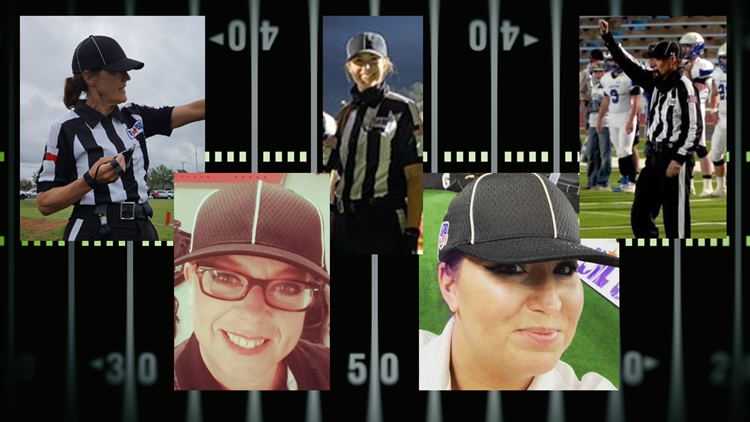 All-female officiating crew to make history Saturday at six-man all-star game