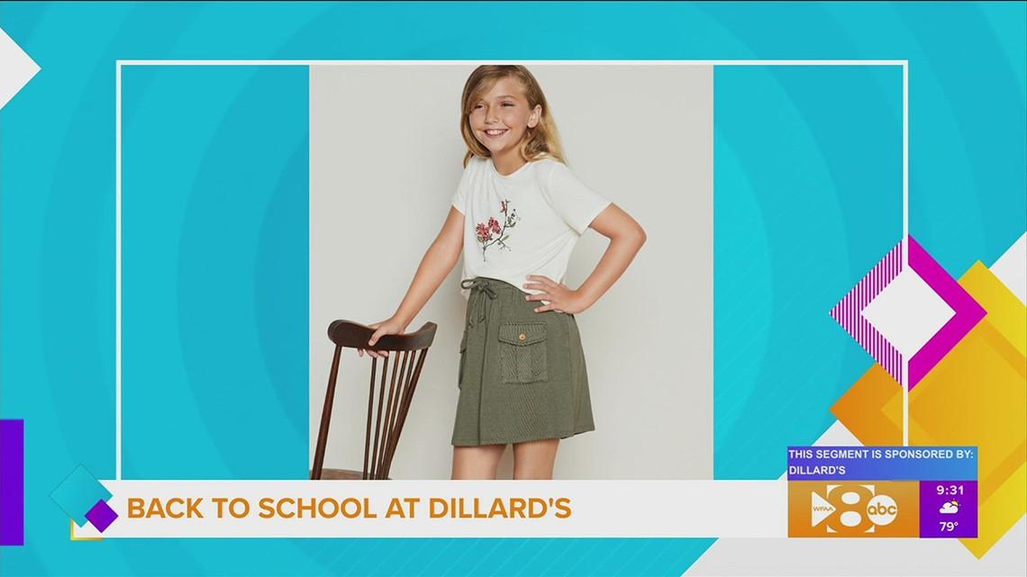Back to School at Dillard's