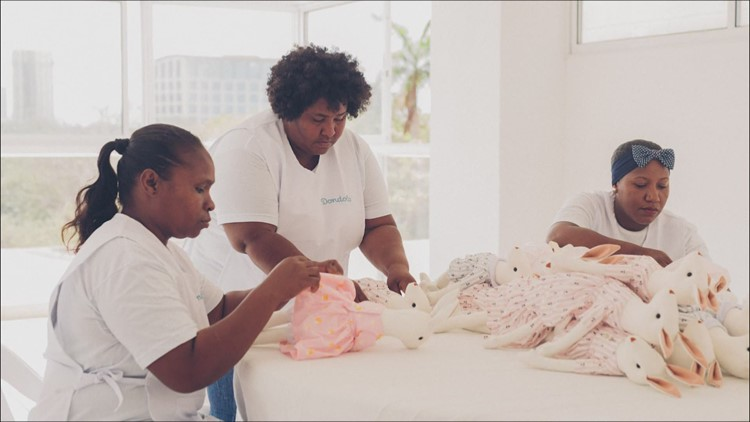 #UpWithHer: Children's clothing designer credits social responsibility for scaling success