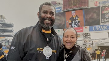 'Mean' Joe Greene's new mission honors wife who died from cancer, gives hope to others