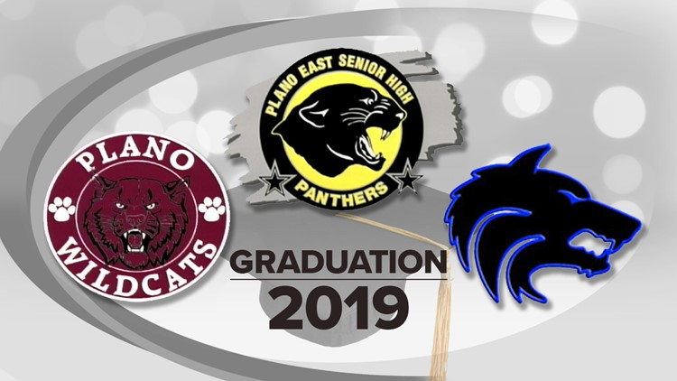 Plano Graduation LIVE Streams