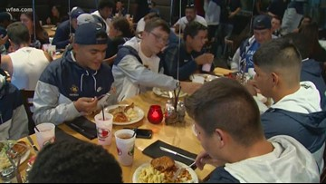 Thursday Night Lights: Special Edition: Owner of Campisi's provides free meal for El Paso Eastwood players