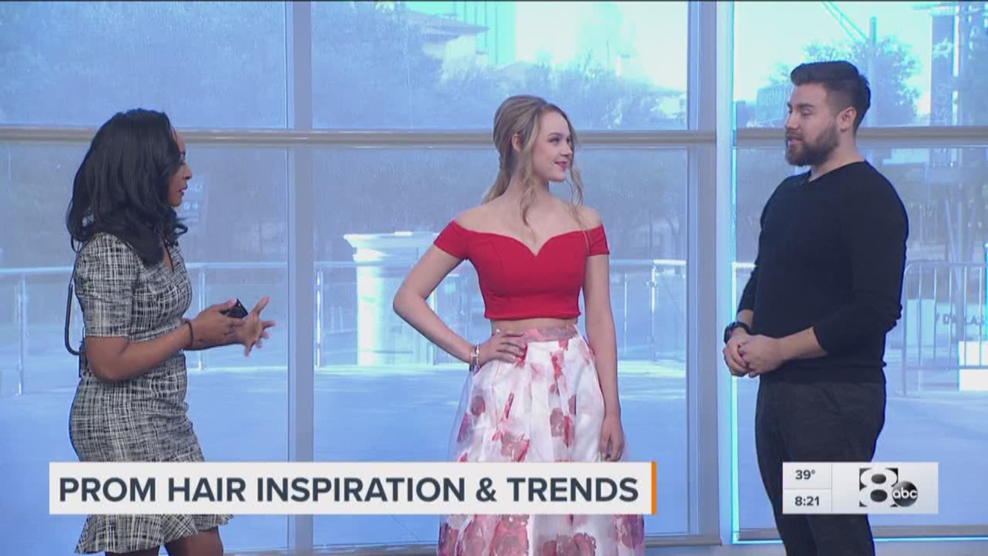 Prom Inspiration From The Hair To The Dress Wfaa Com