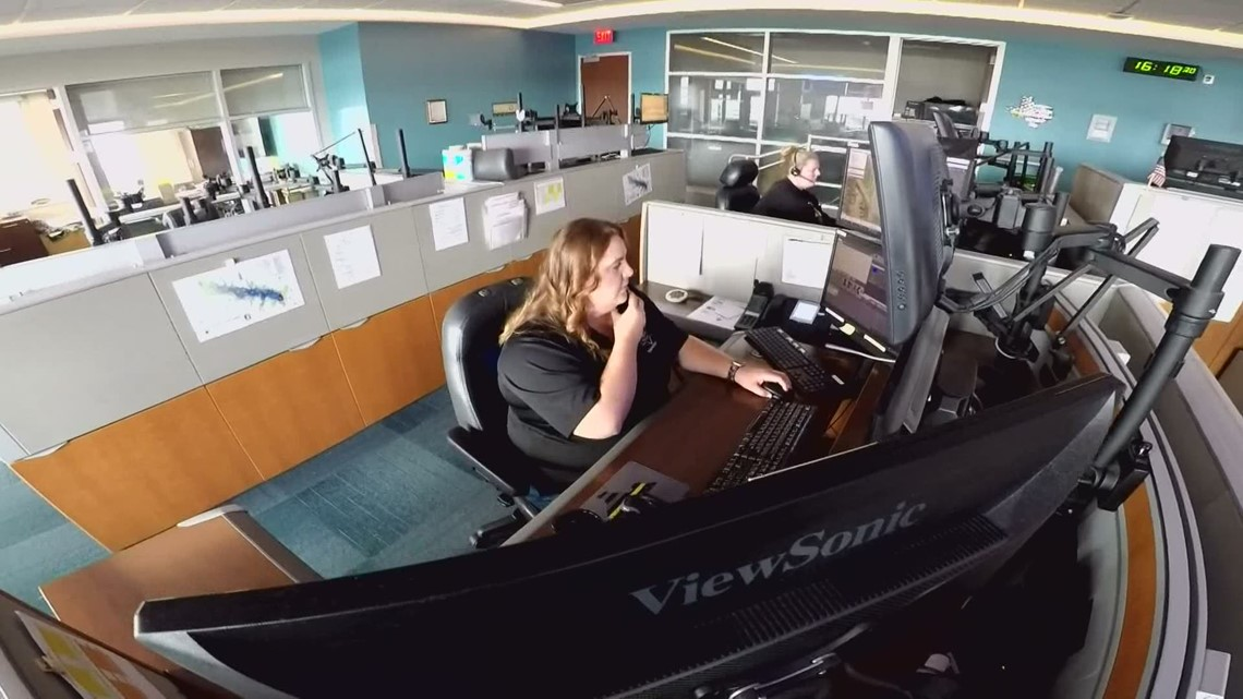 Are you a barista? You might be a great 911 dispatcher
