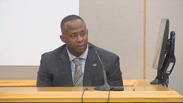 'A verdict of guilty does not mean you're anti-police,' says prosecution as jury deliberates in retrial of former Mesquite officer