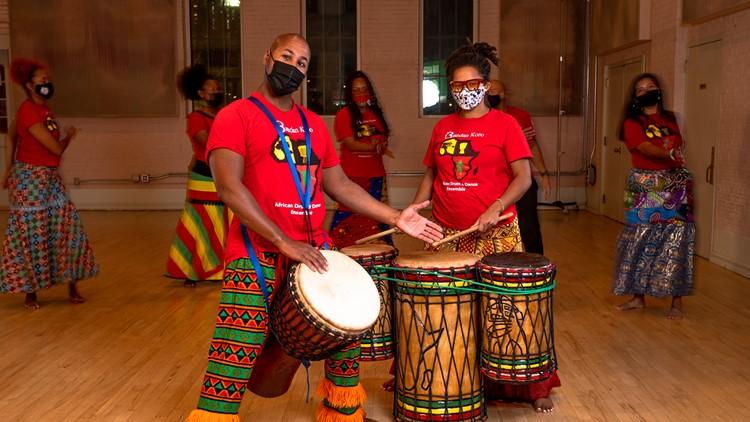 'It feeds my soul': Bandan Koro African drum and dance ensemble celebrates community