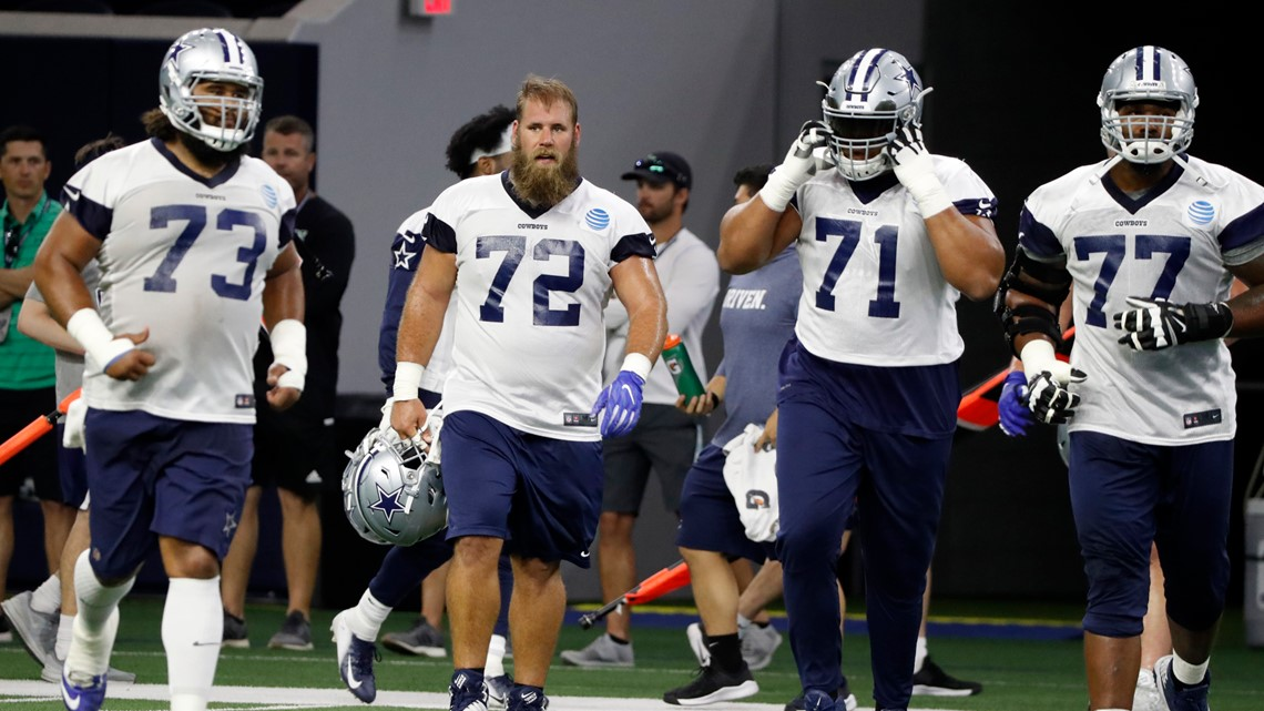Possible Replacements For Retired Cowboys Center Travis Frederic Wfaa Com