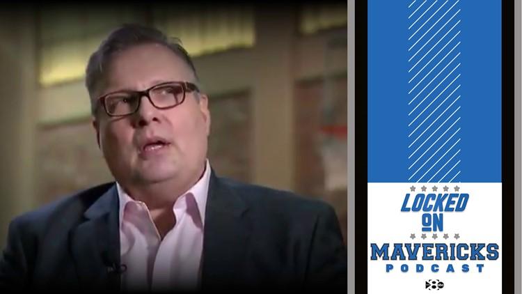 Emergency podcast: Donnie Nelson and the Dallas Mavericks part ways | Locked On Mavericks