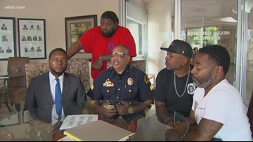 Police and neighbors host event to say 'Enough is Enough' to senseless violence