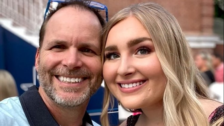 Fort Worth father gifts daughter lifetime of memories in journal for graduation