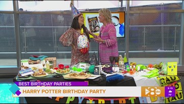 Birthday party ideas that teach kids