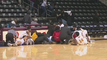 Police arrest 15-year-old in shooting at Dallas ISD high school basketball game