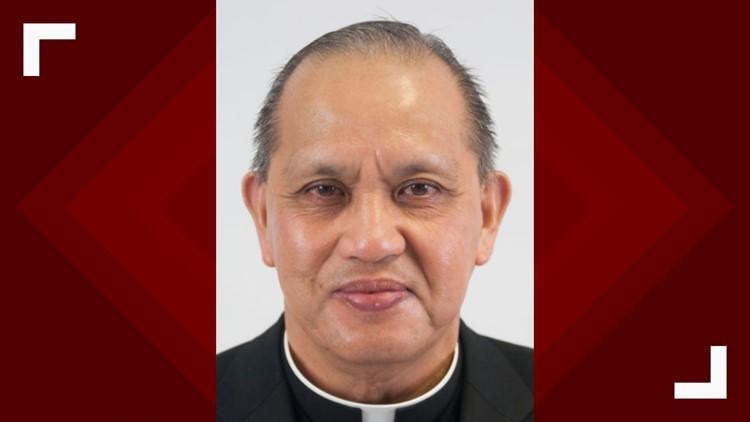 Father Edmundo Paredes,
