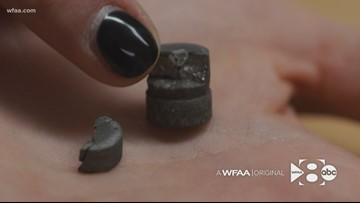 WFAA Original: Austin company memorializing loved ones by creating diamonds from their ashes