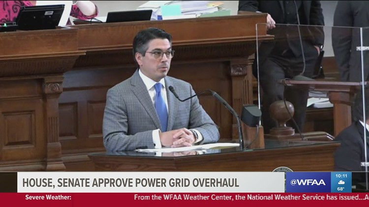 House, Senate approve power grid overhaul in effort to improve winterization