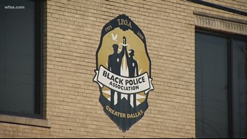 Community leaders and Black Police Association voice continued support for Chief Hall