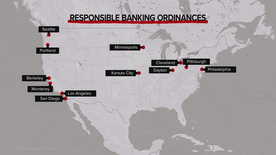 Local governments deposit millions of tax dollars in banks. Some say it's time they demanded racial equity in return.